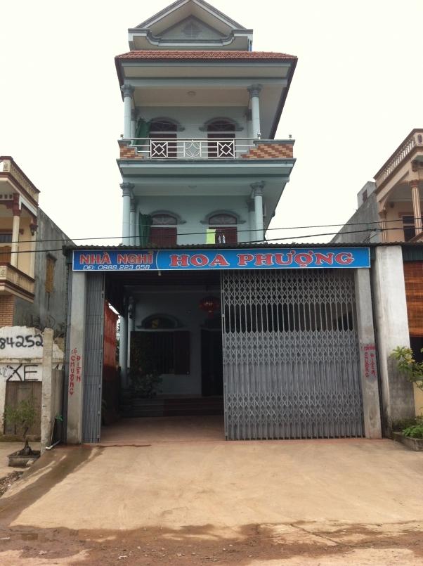 Nhà nghỉ Hoa Phượng – Bái Đính – Ninh Bình