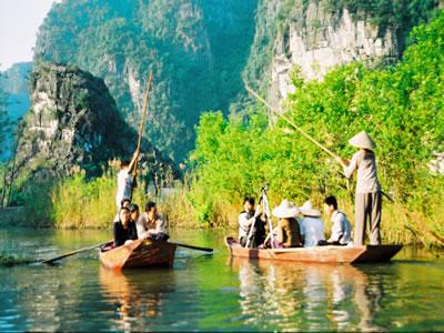 Hành trình Hà Nội- Hoa Lư – Ninh Bình 1 ngày
