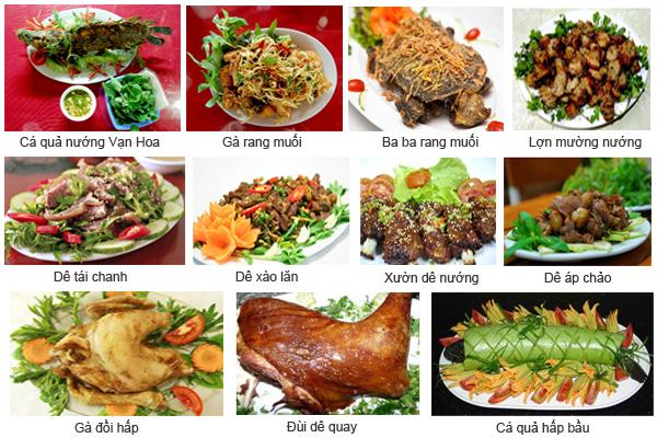 Các món đặc sản của Ninh Bình