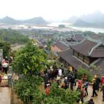 Bái Đính ngôi chùa lớn nhất khu vực Đông Nam Á