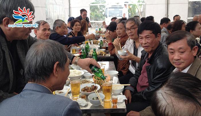 Đoàn khách hưu trí bộ công an Quận Đống Đa, Hà Nội 5