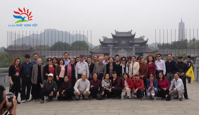 Đoàn khách hưu trí bộ công an Quận Đống Đa, Hà Nội 8