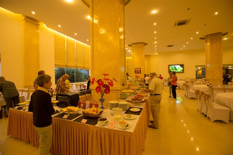 Nhà hàng Hoàng Sơn Ninh Bình