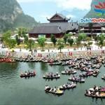 Du lịch: Chùa Bái Đính – Khu DL Tràng An – Khoáng nóng kênh gà