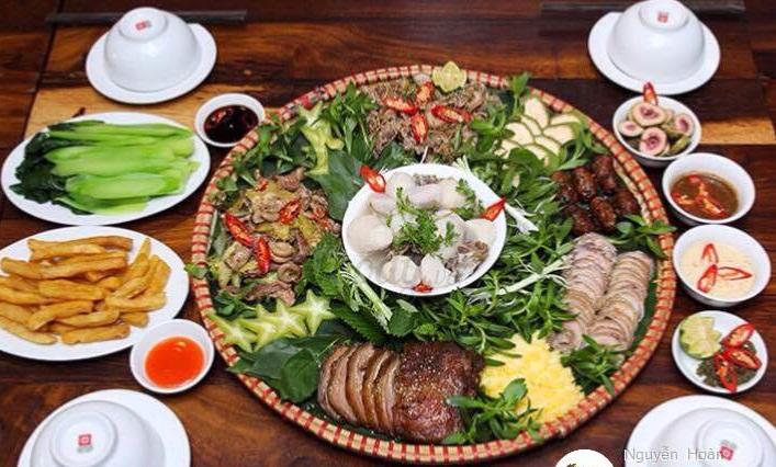 Đặc sản thịt Ninh Bình