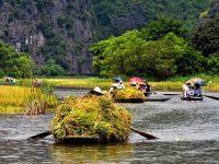 Toàn cảnh vẻ đẹp khu du lịch Bái Đính Tràng An – Ninh Bình
